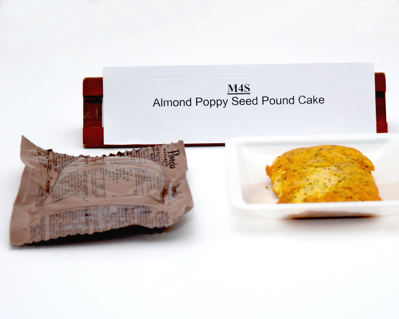 Marble Pound Cake Mre